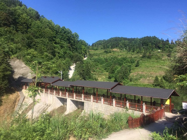 贵州木长廊