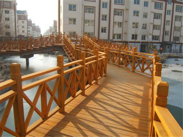 贵州景观木桥