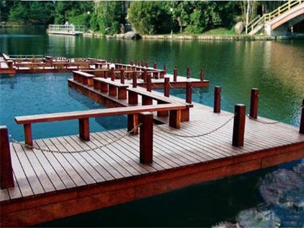 贵州木质亲水平台