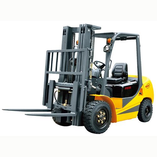 3.5吨柴油叉车