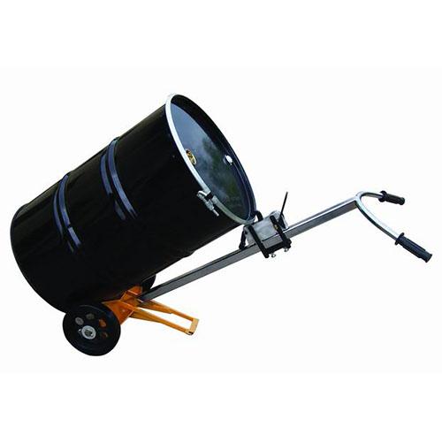 二轮油桶车