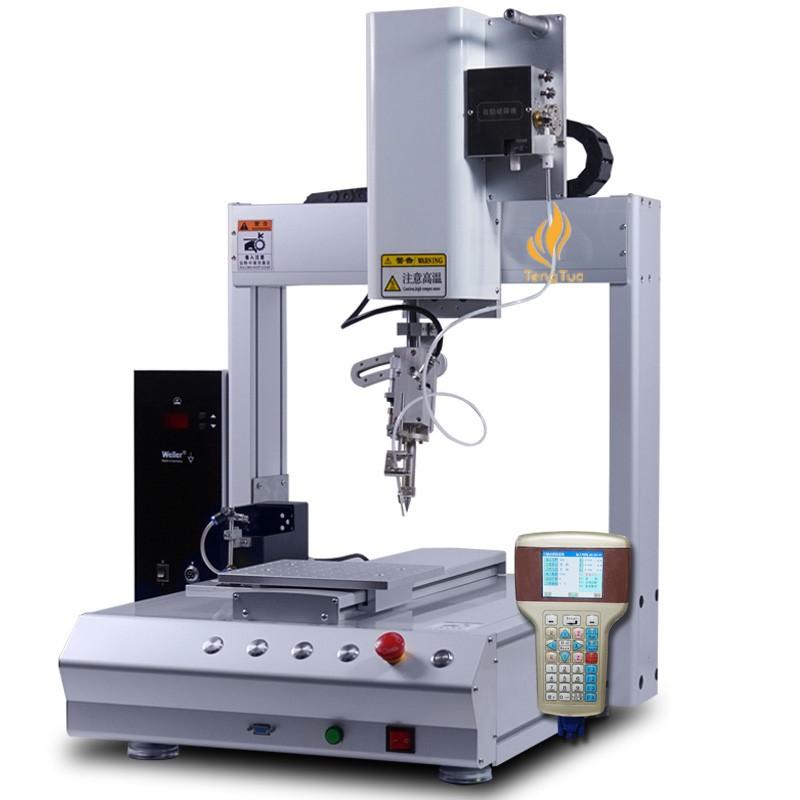 【图文】运用自动焊锡机的过细点_全自动焊锡机的配置益处