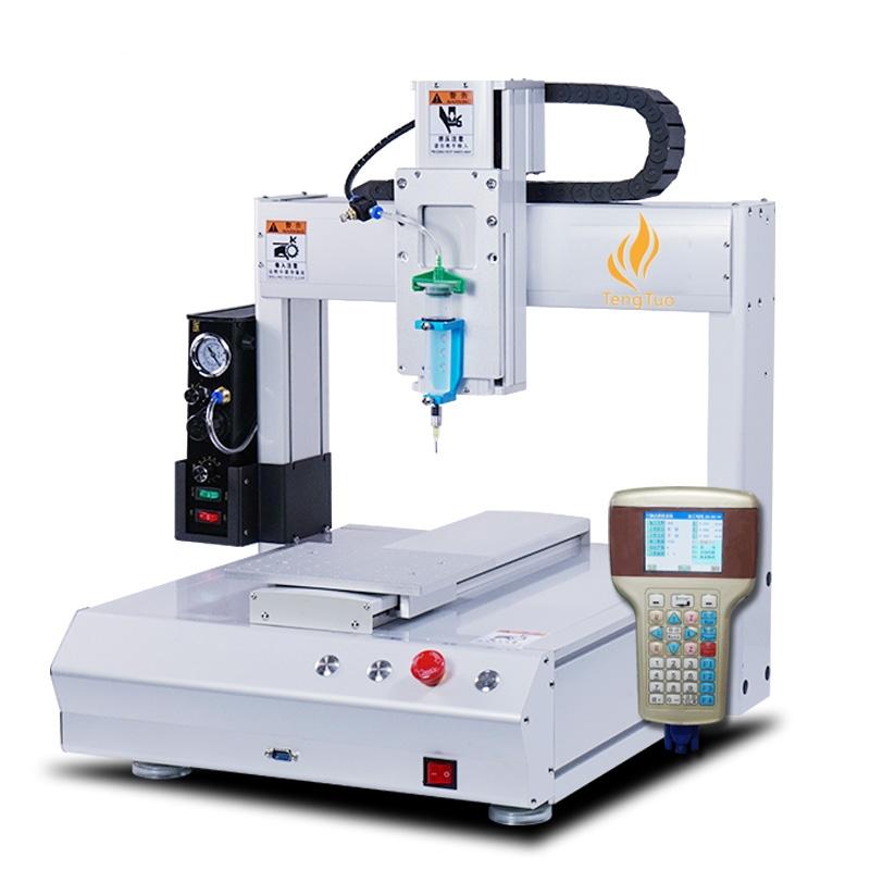 【图文】自动点胶机对工作环境带来的影响_点胶机在哪些行业中使用广泛