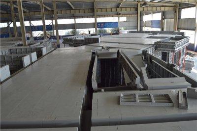 铝合金模板生产
