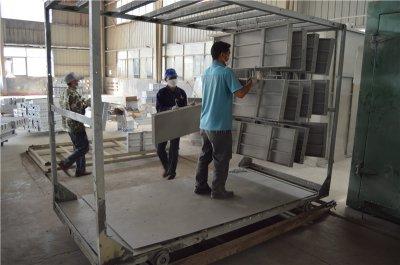 鋁模板產品