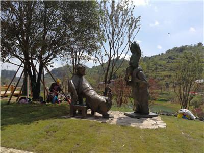 贵阳公园雕塑
