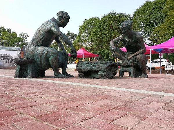 贵州环境雕塑