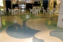 环氧彩砂涂装地坪