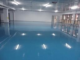 水型环氧地坪