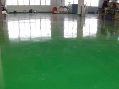 四川水性环氧砂浆地坪