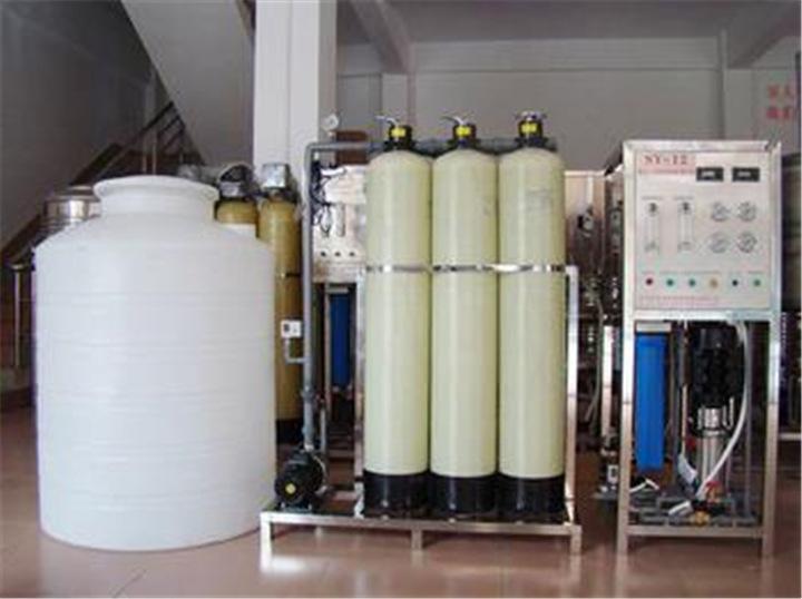 四川净水器工程价格