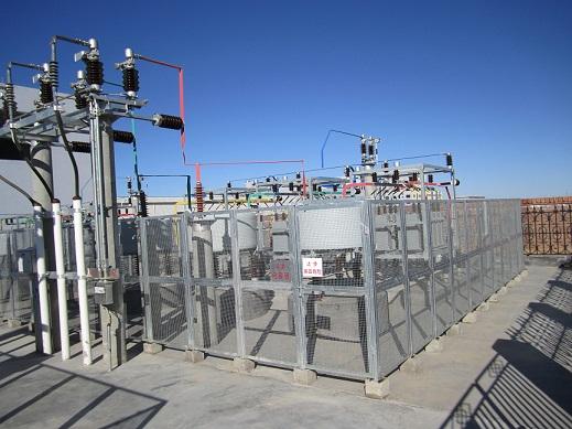 高压户外无源电力滤波装置