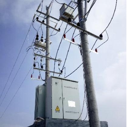 TVR晶闸管高压自动调压装置