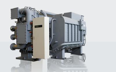 直燃型溴化锂吸收式冷温水机