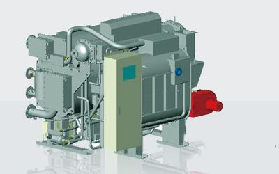 复合能源型吸收式冷温水机