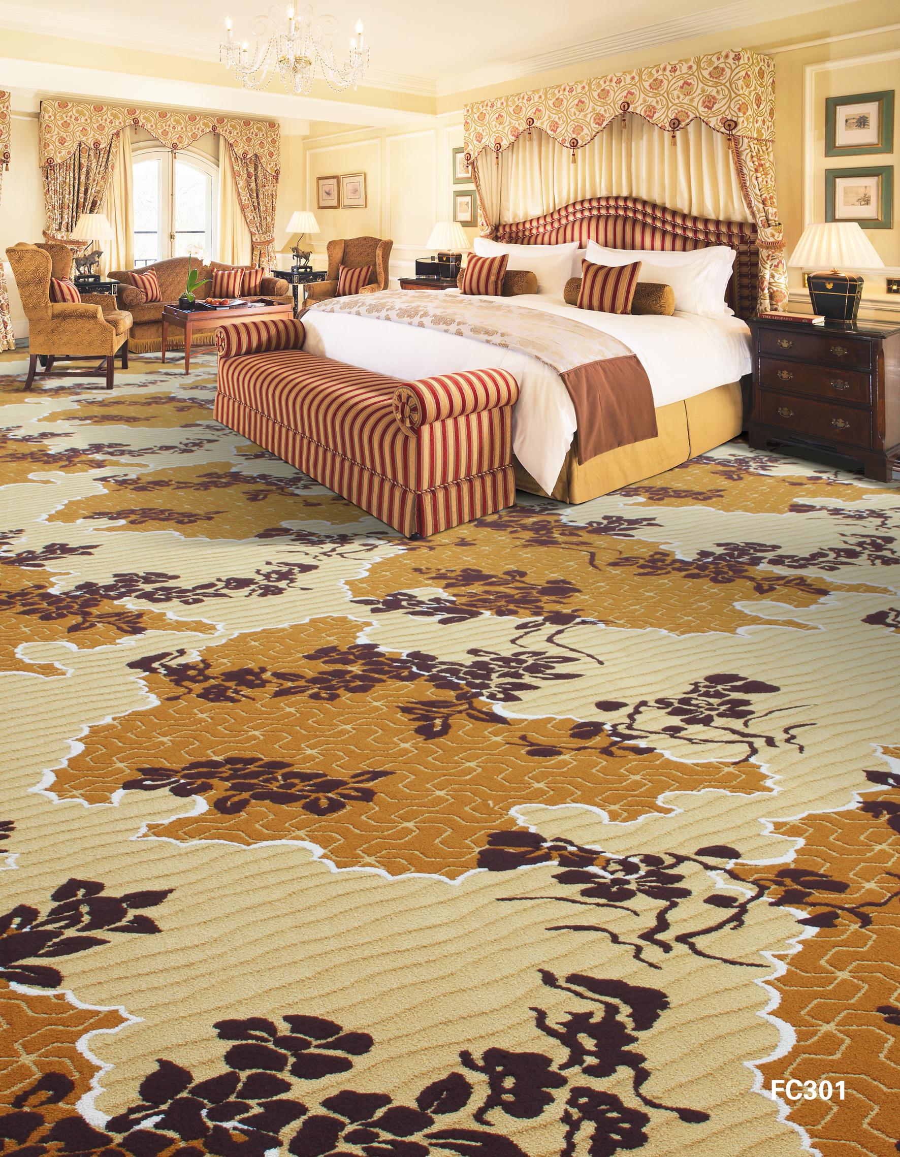 南京工程地毯生产厂家