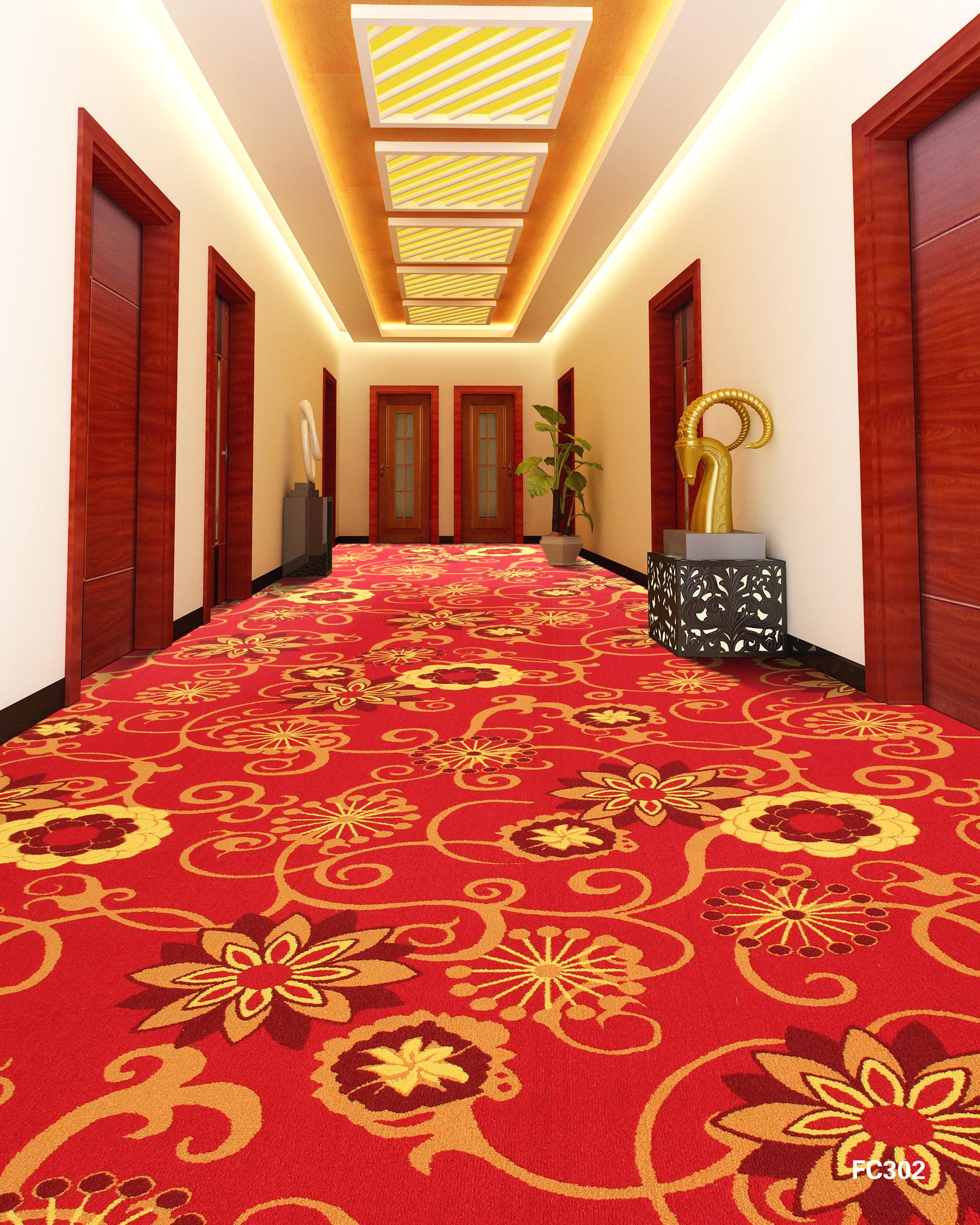 南京工程地毯批发
