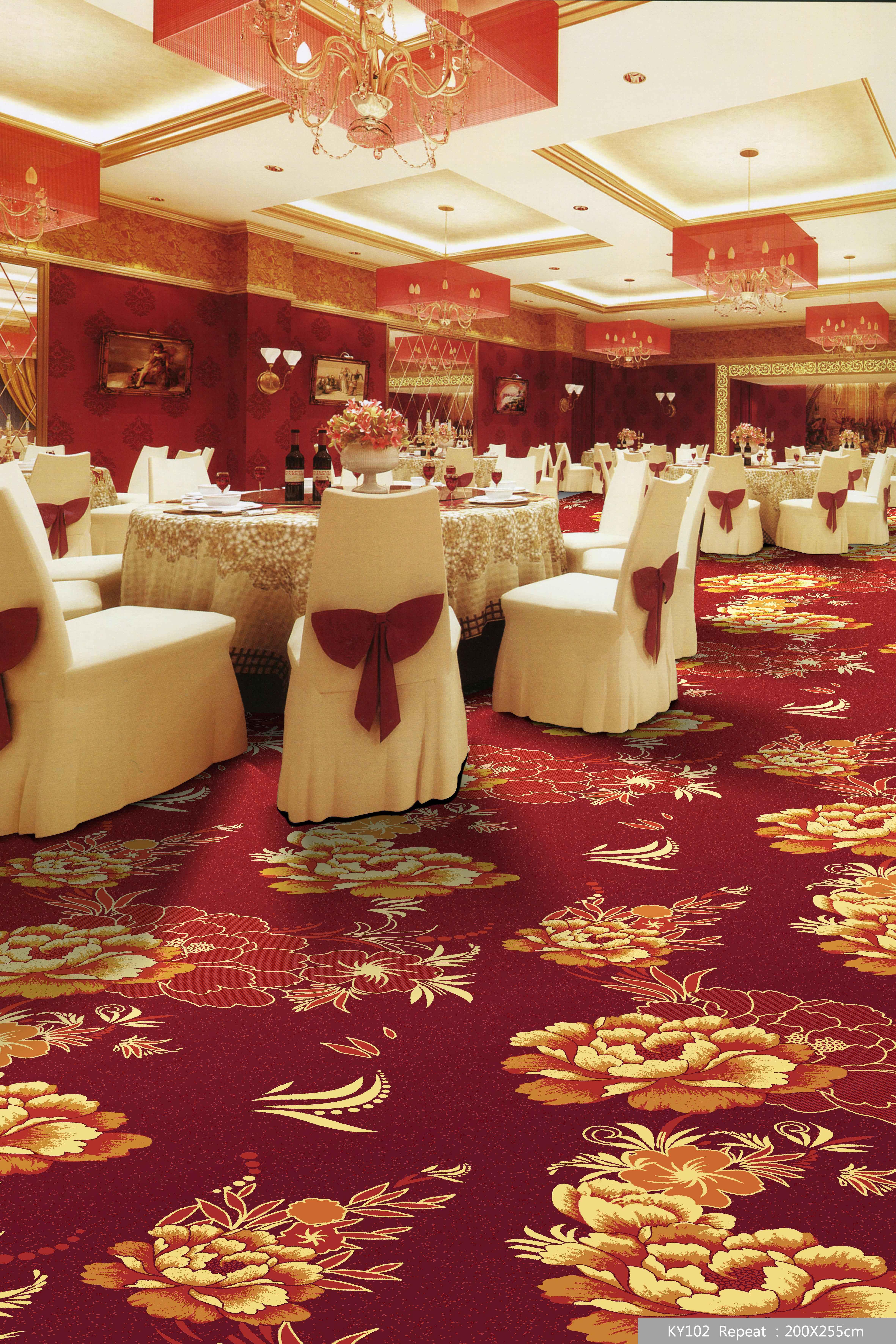 南京工程地毯施工