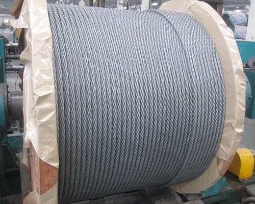 普通电镀锌钢丝绳