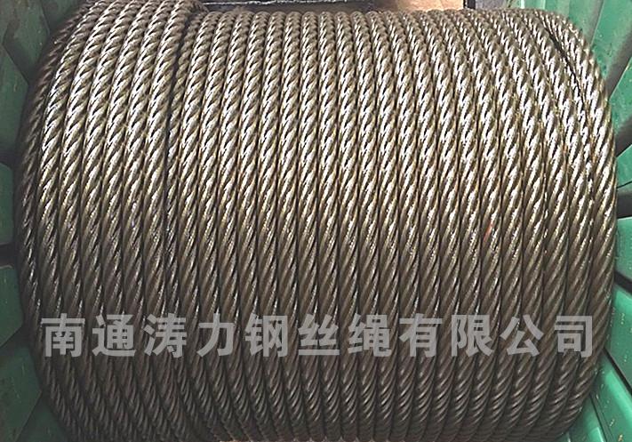 打桩机钢丝绳