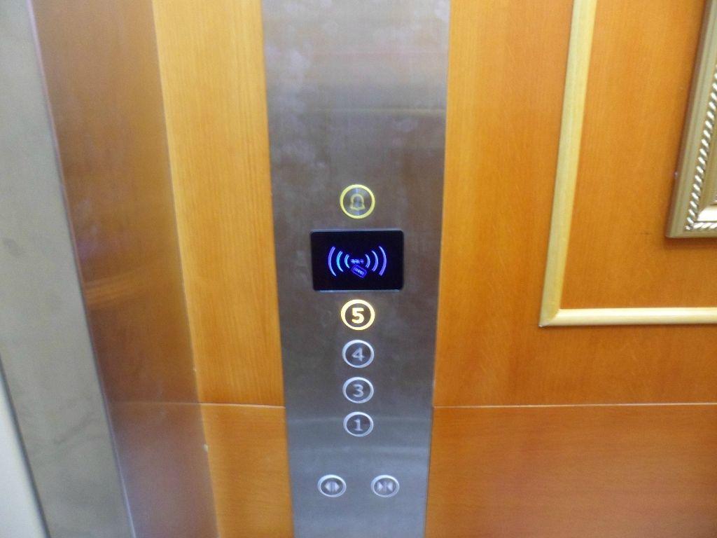 电梯IC卡安装