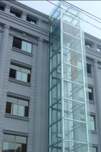 钢结构电梯施工