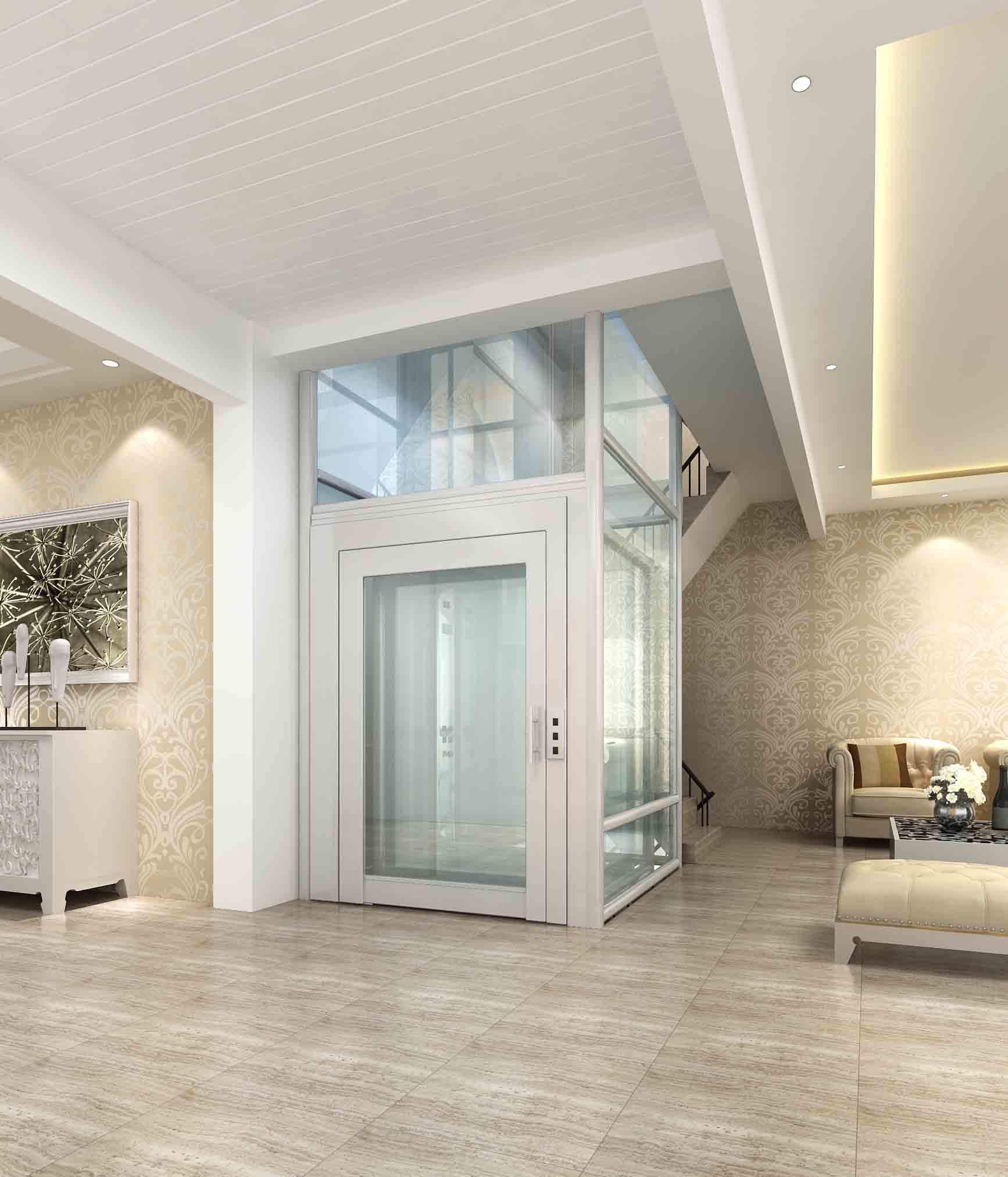 优质小型家庭用电梯