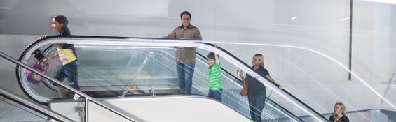 通力自动扶梯