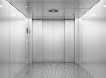 奥立达无机房载货电梯