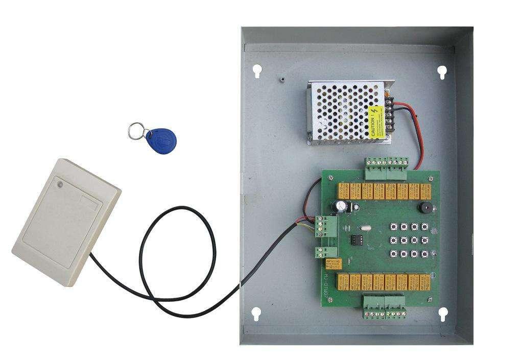 电梯IC卡智能系统