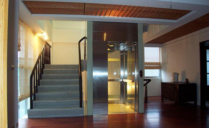 液压家庭用电梯