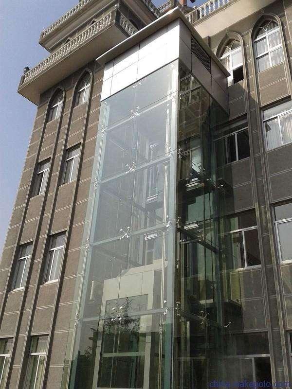 优质钢结构电梯