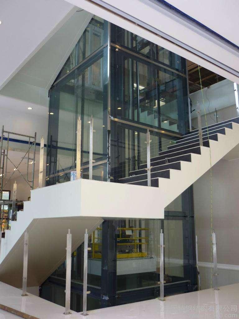 盐城钢结构电梯