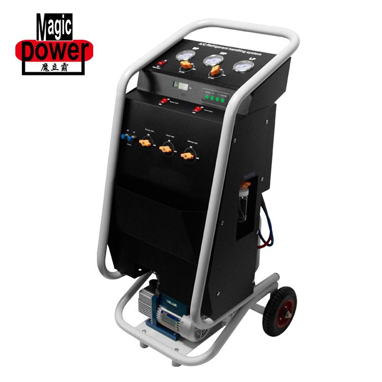 汽车冷媒回收加注机 可移动式冷媒机
