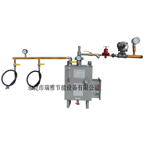 30KG electric heating gasifier set