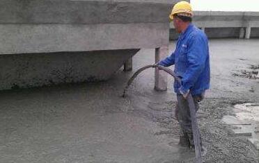 发泡混泥土填充