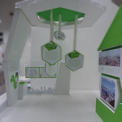 贵阳企业展厅布置