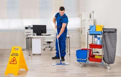 郑州地板清洁公司
