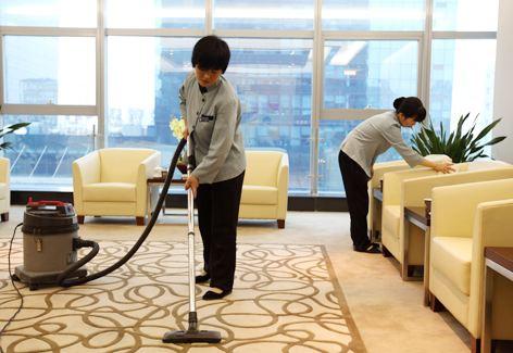 河南专业保洁公司