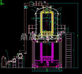 真空滲硅爐裝備(圖1)