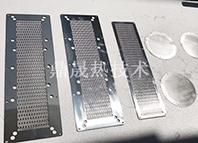 球形X光管和X光管用加工件 产品型号:(图1)