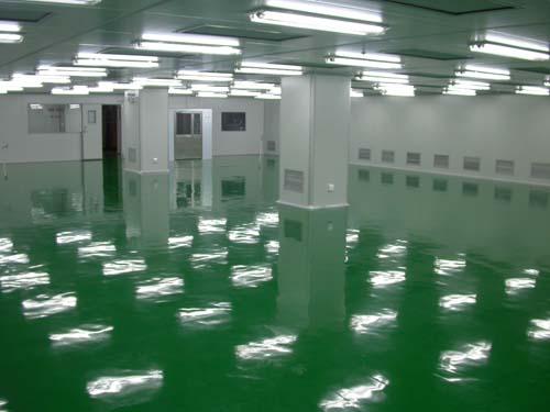 四川环氧地坪施工
