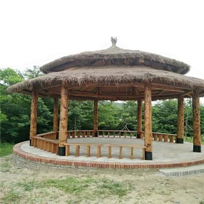 湖北武汉防腐木