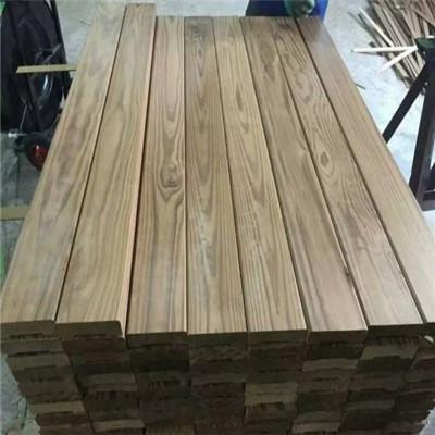 碳化防腐木