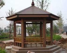 室外防腐木工程