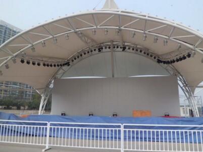 舞台膜结构