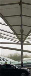 小区景观膜结构