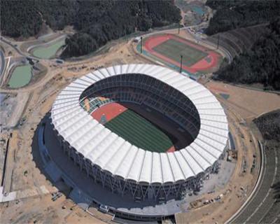 体育馆膜结构