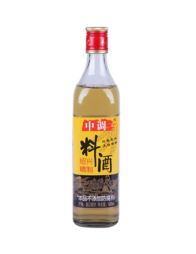 中调厨用料酒
