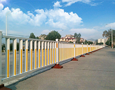 南阳城市道路护栏